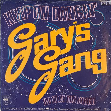 GARY'S GANG:KEEP ON DANCIN'