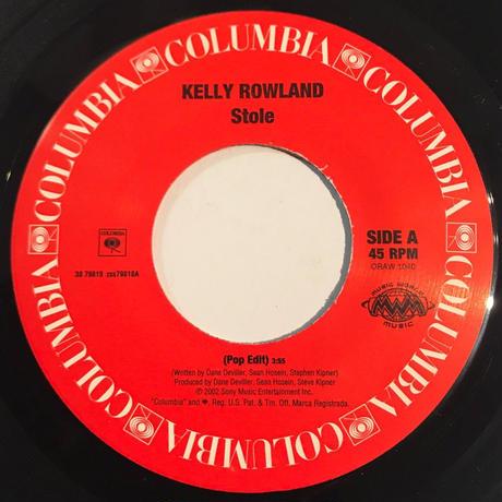 KELLY ROWLAND:STOLE