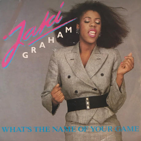 JAKI GRAHAM:WHAT'S THE NAME OF YOUR GAME