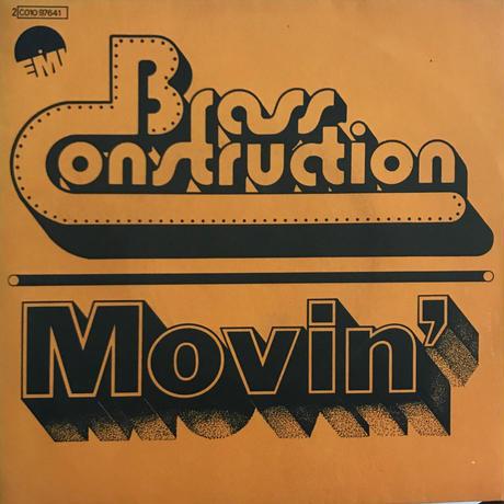 BRASS CONSTRUCTION:MOVIN'