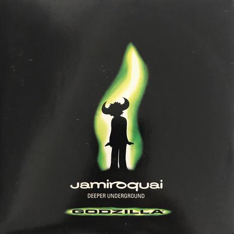 JAMIROQUAI:DEEPER UNDERGROUND