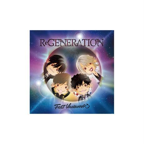 【特典付き】『ReGENERATION』初回盤・通常盤セット