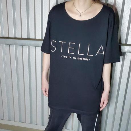 STELLA T-Shirts(Black)
