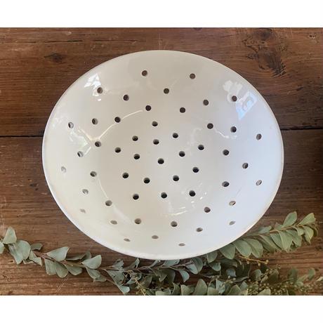 DIGOIN SARREGUEMINES 水切り皿φ21cm