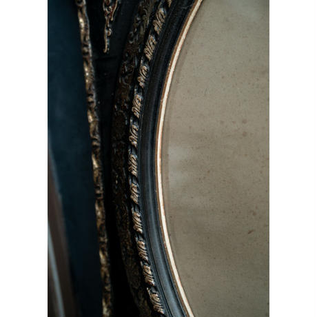 アンティーク額縁/ナポレオンⅢ H71cm