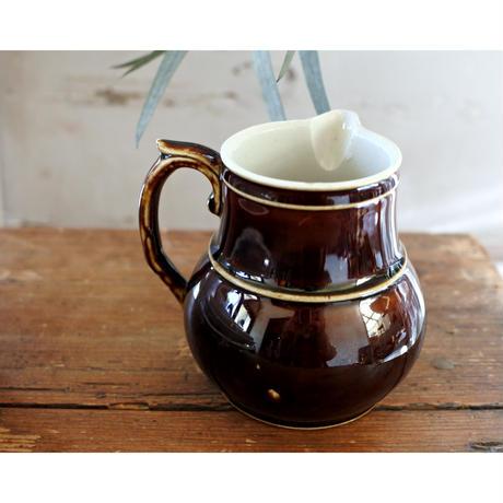 Chocolat chaudのためのポット・フランスアンティーク