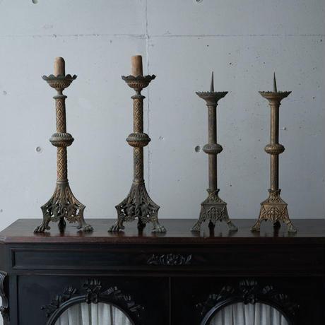 18世紀France 教会の燭台