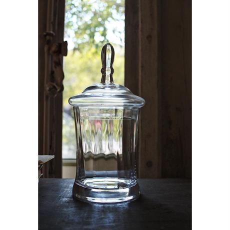 ハーブ薬局のガラス瓶 France antique