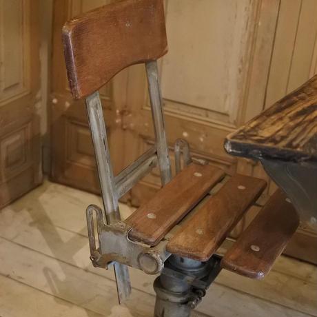 france antique スクールデスク