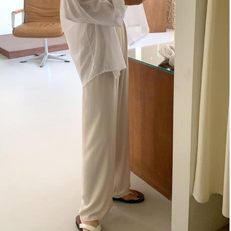 【予約販売】creamy  pants