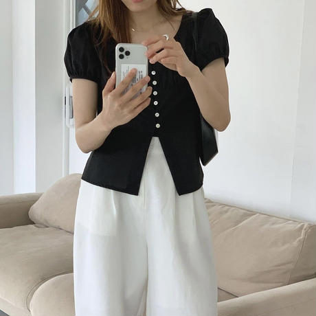 【予約販売】roran blouse