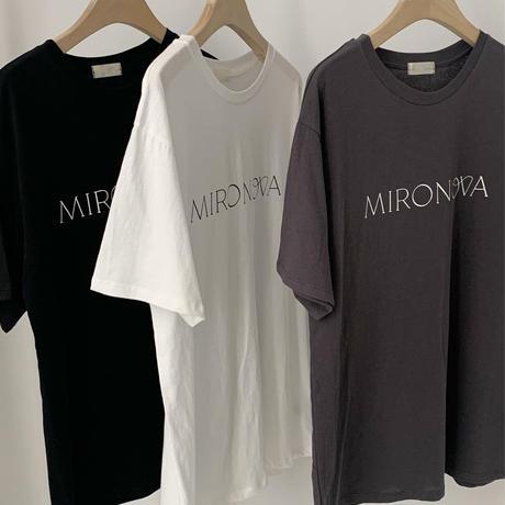 【予約販売】mironova T