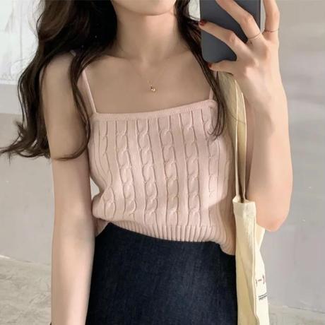 【予約販売】macaron sleeveless