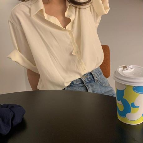 【即納】mond shirt