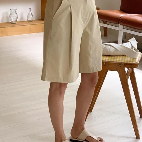 【予約販売】 lady half pants