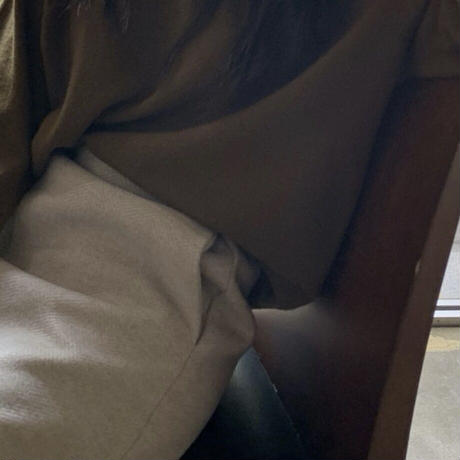 【予約販売】herringbone wool skirt