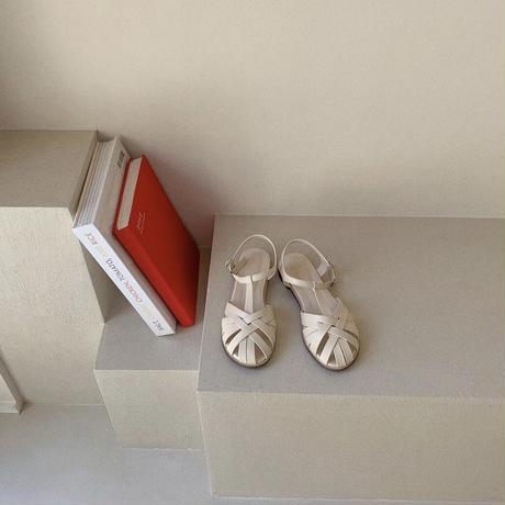 【予約販売】strap sandal