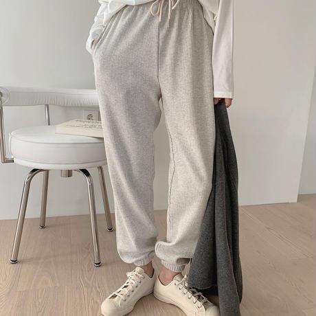 【即納】lib sweat pants