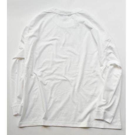 Symbolic omi L/S tee (White)