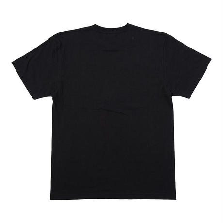 Metalic Tee  (Black)
