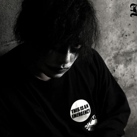5years later L/S Tee  (Black)