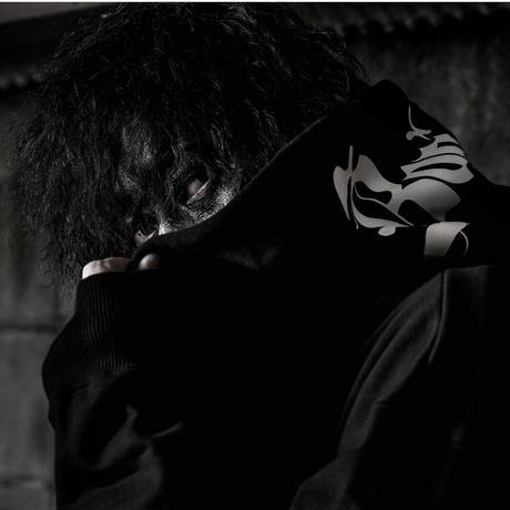 5years later Zip Hoodie (Black)