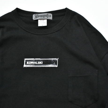 Vanithing  Big Tee  (Black)