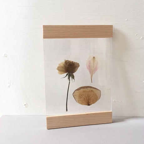木製押し花フレーム