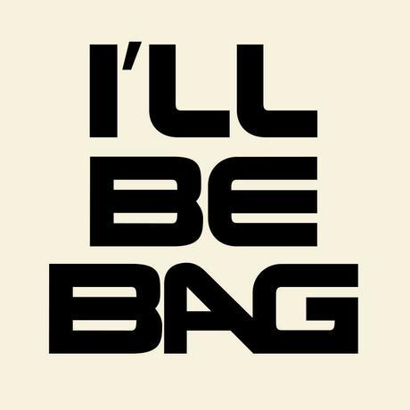バックヤード / I'LL BE BAG トートバッグ