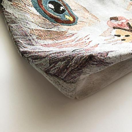 83SELECT / Nathalie Lete BLANCHE BAG |White