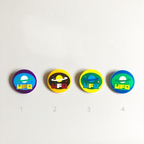 卒業生代表 / アクリル看板バッジ  [UFO] |4-Color