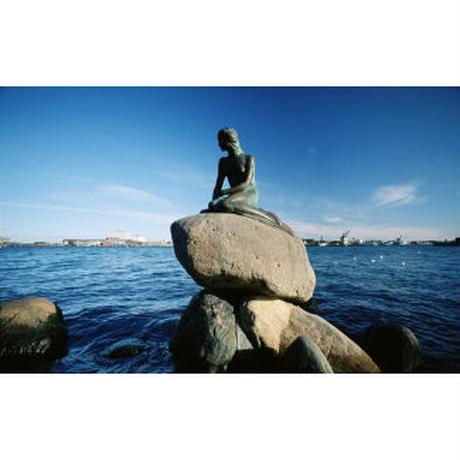 永井ミキジ / コペンハーゲンスーベニア 人魚姫の像 [個物]