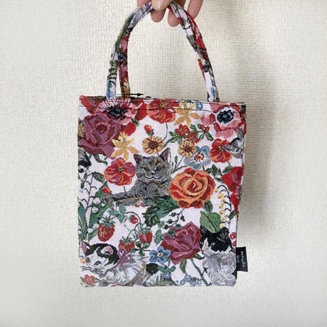 83SELECT / Nathalie Lete Mini Bag  Cat&Flower