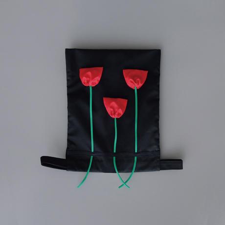 kick FLAG  / チューリップ・バッグ  3-Color