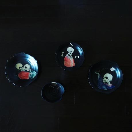 田川亞希 / 髑髏茶碗 メメントモリ