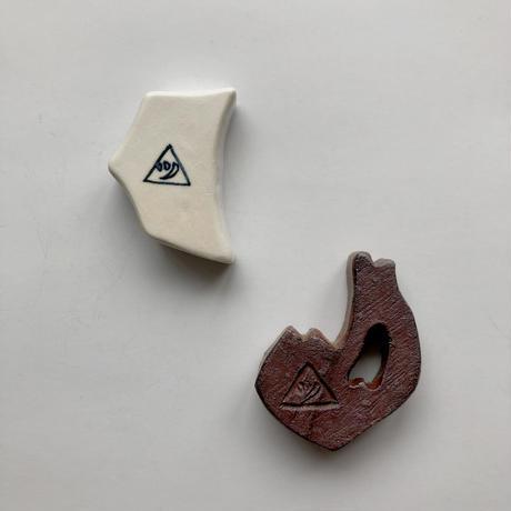 ツタンカーメン堂 / 土器復元箸置きセット