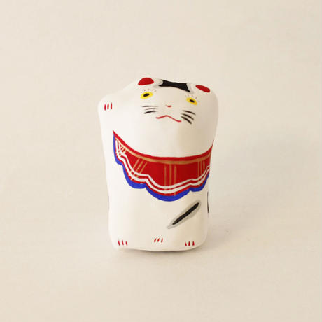 HARICOGRAPHY / 招き猫 赤耳 張子