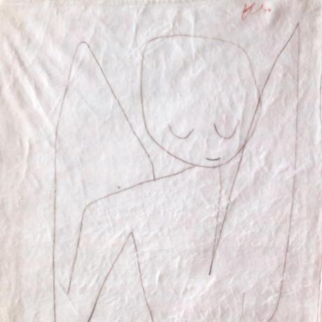 83 original / Paul Klee 忘れっぽい天使 Blanket
