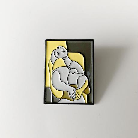 83SELECT /  PINS  ART アート ピンバッジ|5-Type
