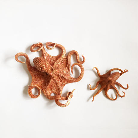 83SELECT /   Giant Pacific Octopus figure [Safari]