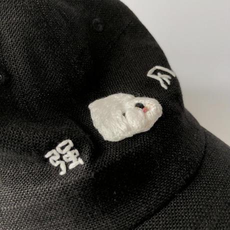 nekomotion / 刺繍CAP 強风|犬
