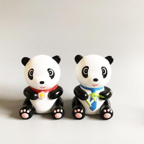 83 SELECT / パンダのカップル ソフビ|大