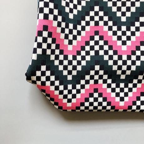 TRICOTE / Tile Tote Bag
