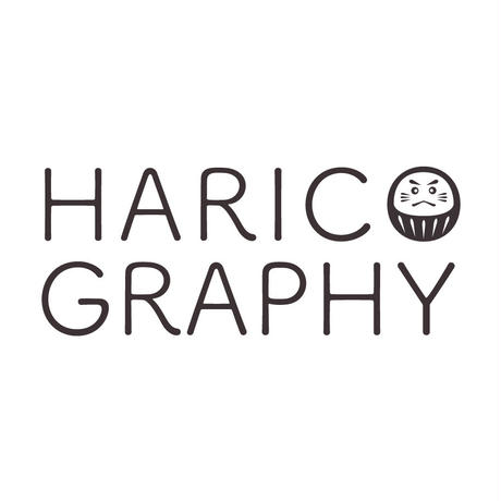 HARICOGRAPHY / 鶴|張子