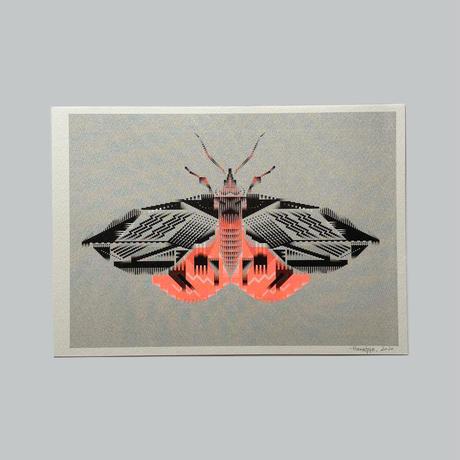 ヘルミッペ / リソグラフ ポスター|アケビコノハ