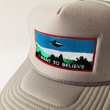 83 original /   I WANT TO BELIEVE CAP |4-Color