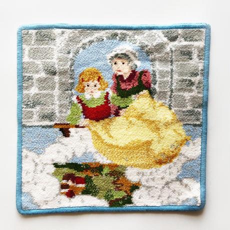 83SELECT / FEILER 童話タオルハンカチ ホレのおばさん