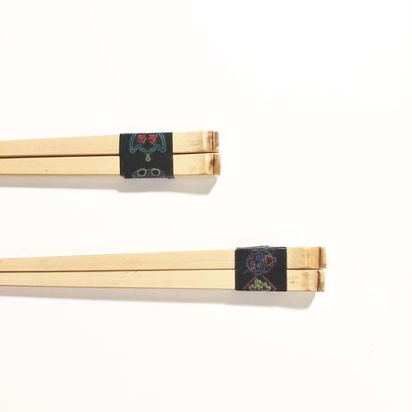 はらわたちゅん子 /チャイナタウンマスキングテープ|2-Type