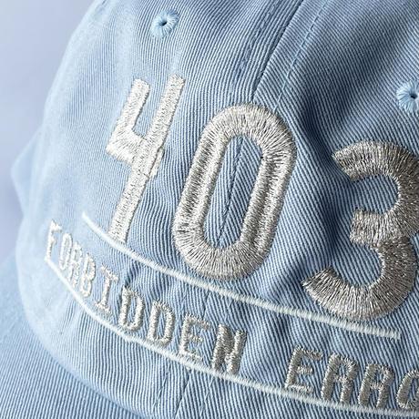 83 original / 403 Forbidden Error  Cap|3-Color