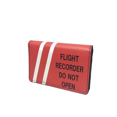 フライトレコーダー カードケース /  べつやくれい